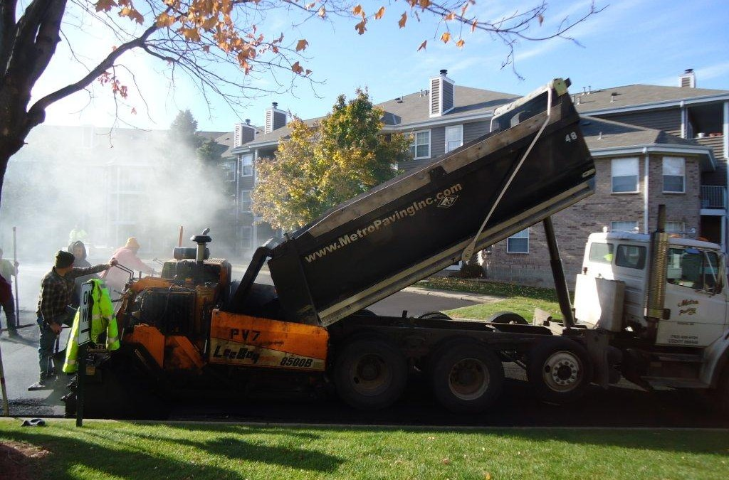 Asphalt Overlay or Replace? What's Right for Your Parking Lot?