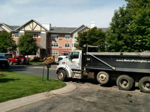 Town Home Removal and Replacement – Aug 2016
