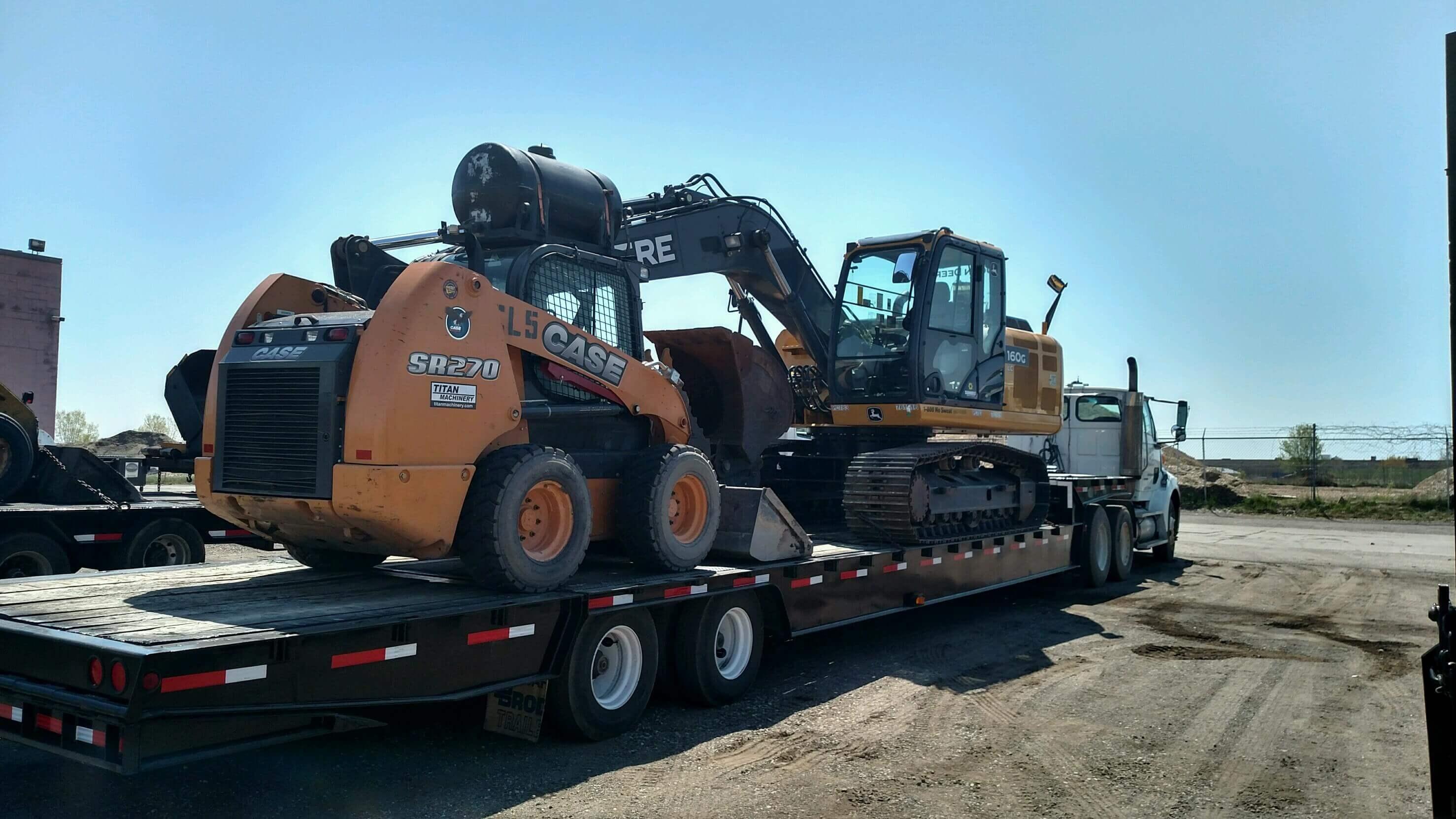 New Equipment 2017 Metro Paving Inc