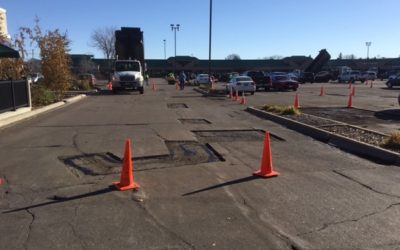 Taking Care of Business: Pothole Solutions