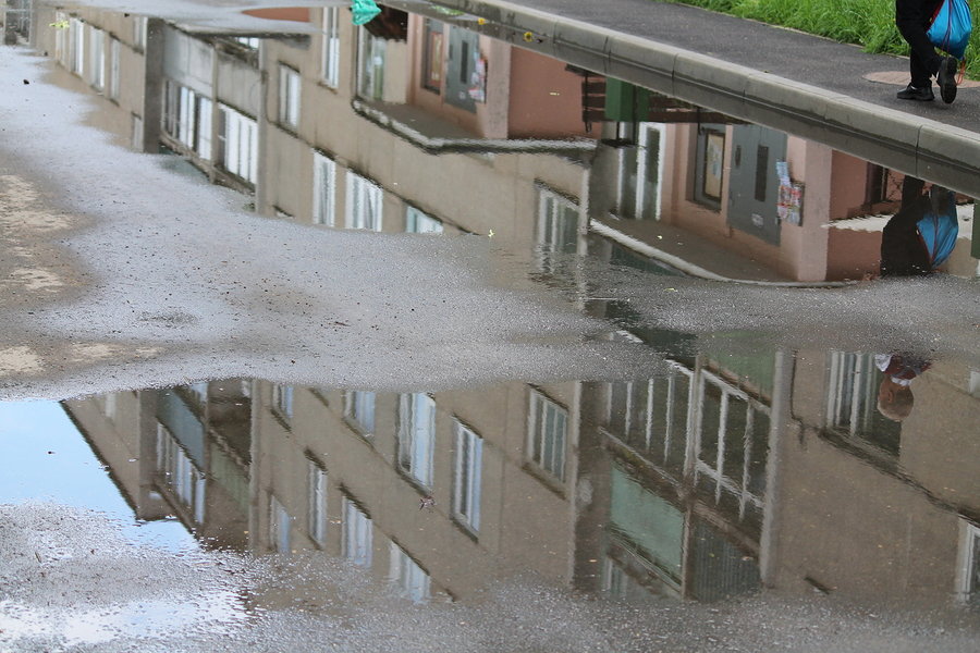 How to Solve Your Pavement Ponding Issue