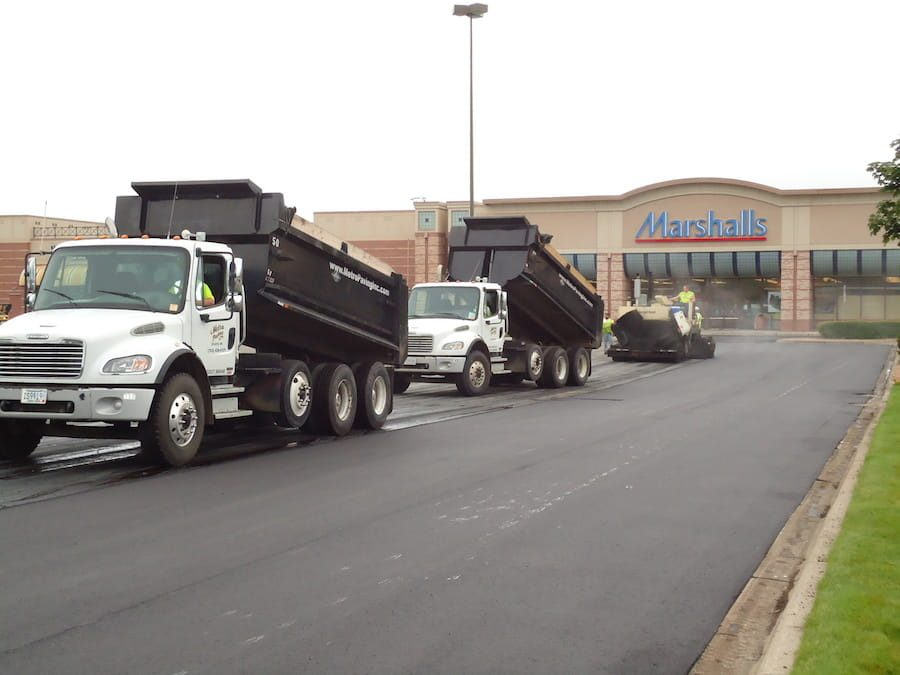 The Benefits of Working with Metro Paving for all Your Asphalt Needs