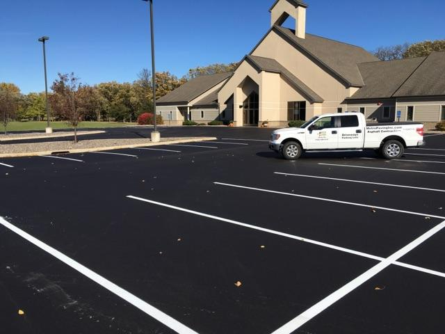 It Isn't Too Early to Schedule Your Church's Repaving Project