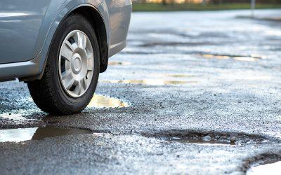 The Dangers of Potholes