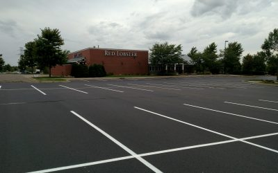 How a New Parking Lot Increases Your Business's Curb Appeal