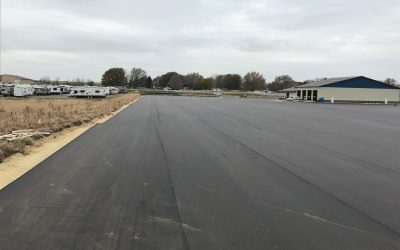 Prepping Pavement for Winter